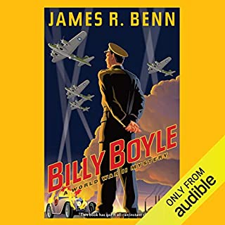 Billy Boyle audiobook cover art