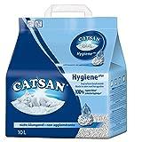 Catsan Hygiène Litière pour Chat 10 L , lot de 4