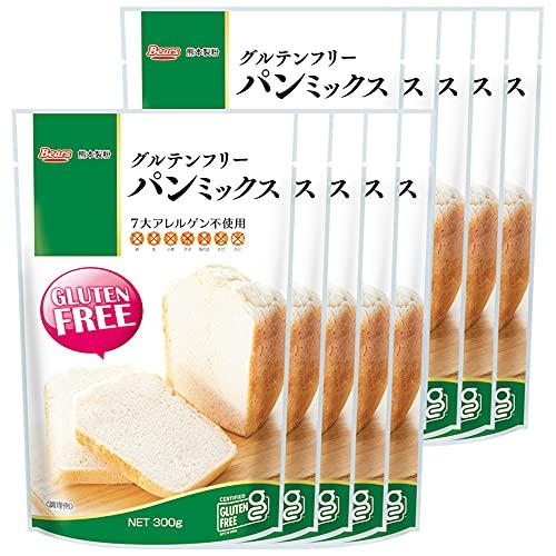 国産 グルテンフリー パンミックス 3kg( 300g × 10袋 ) 九州産 玄米粉