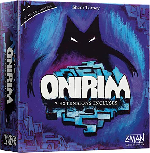 Z-Man Games – Onirim