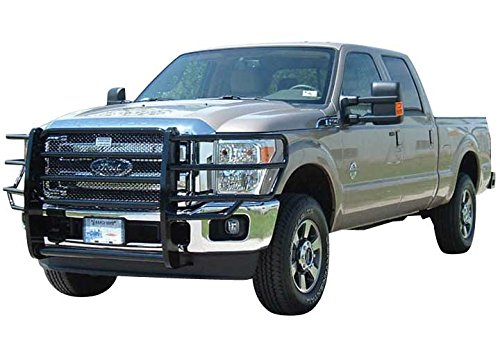 ARIES 3065 1-1//2-Inch Black Steel Grill Guard Select Ford Explorer