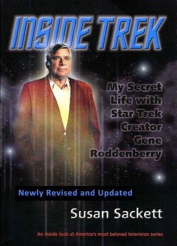 Inside Trek: My Secret Life with Star Trek Creator Gene Roddenberry (English Edition)