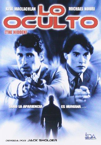 Lo Oculto / The Hidden [DVD]