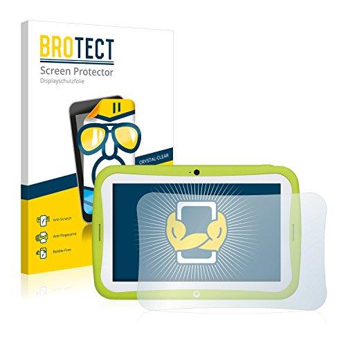 BROTECT Schutzfolie kompatibel mit Blaupunkt 4Kids (2 Stück) klare Bildschirmschutz-Folie