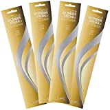 cones with sticks - Gonesh Vanilla-4 PACKS-120 Total Everyday Incense, 120 Stick