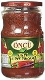 Öncü Mild Red Pepper Paste - 700gr Jar - Turkish Sweet