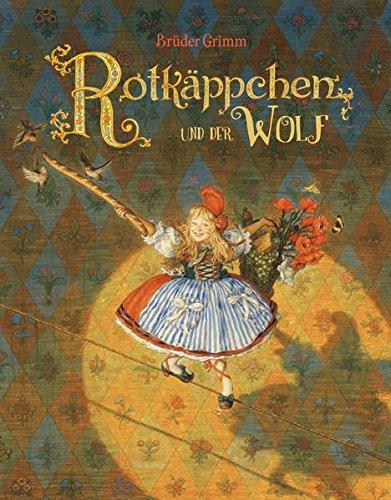 Rotkäppchen und der Wolf: Buch, Unendliche Welten (Unendliche Welten / Märchenklassiker neu illustriert)
