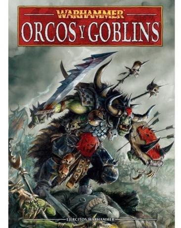 Ejércitos Warhammer. Orcos Y Goblins
