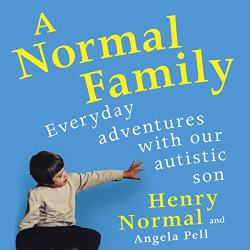 A Normal Family audiobook cover art