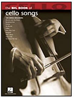 Big Book of Cello Songs - Instrumental Folio