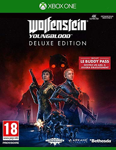Wolfenstein Youngblood Deluxe Editi