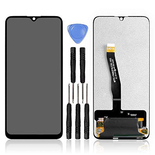 """LL TRADER per Schermo Huawei P Smart 2019 Display 6.21"""" Touch Screen POT-LX1 Vetro Ricambio Retina LCD Digitizer Accessori con Strumenti"""