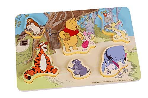 familie24 Winnie Pooh Holzpuzzle Holzspielzeug Kinderpuzzle Puzzle Babyspielzeug Kinderholzspielzeug Iaah Ferkel Tigger Winnie Puuh