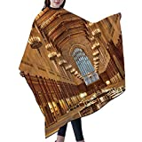 SUPNON Professional Salon Cape Polyester Cape Hair Cutting Cape, Water And Stain Resistant Apron, 55'x66', Law School Library University Of Michigan Ann Arbor Mi, IS162306