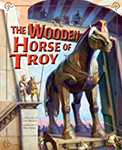 greek mythology wooden horse