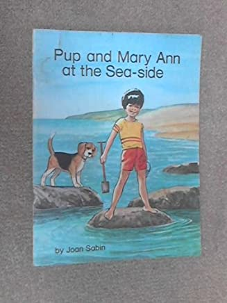 Pup and Mary Ann at the Seaside