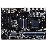 WERTYU Motherboard für Gigabyte GA-970A-DS3P AMD Sockel LGA 1151 DDR3 USB 3.0 SATA3.0 VGA+AM3/AM3+