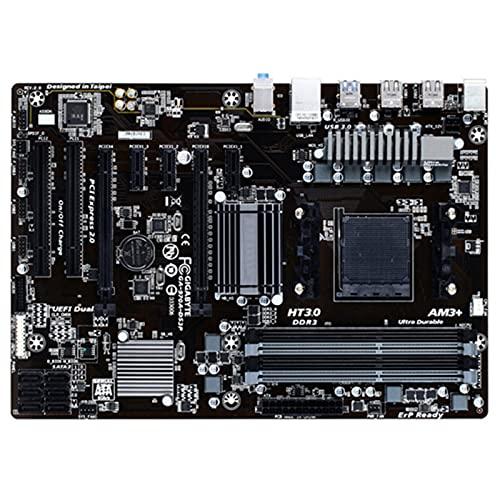 WERTYU Fit For Gigabyte GA-970A-DS3P Original Nueva Placa Base AMD Socket LGA 1151 DDR3 USB3.0 SATA3.0 VGA + AM3 / AM3 +