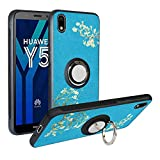 Alapmk Compatible with Huawei Y5 2019 Case, Slim Fit