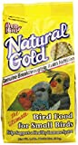 Pretty Bird Natural Gold Medium Bird Food, 1.5 Pounds