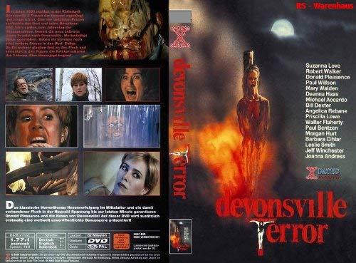 DEVONSVILLE TERROR - Totentanz der Hexen X RATED Kult DVD Buchbox 1-72