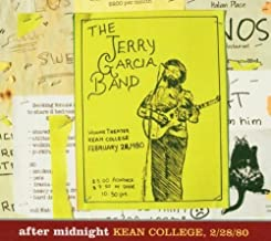 After Midnight: Kean College 2/28/80 by The Jerry Garcia Band