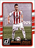 2016 Donruss #122 Konstantinos Fortounis Olympiacos FC Soccer Card