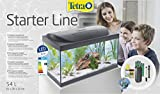 Tetra Aquarium Starter Line LED Fish Tank Complete Set, 30 Litre