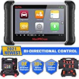 Autel MaxiPRO MP808K Diagnostic Scan Tool,Bi-Directional Control, OE-Level Diagnostics, Injector Coding, SAS, EPB, BMS, DPF, Oil, ABS Auto Bleeding, Upgraded Version of MP808/DS808, 2021 Newest