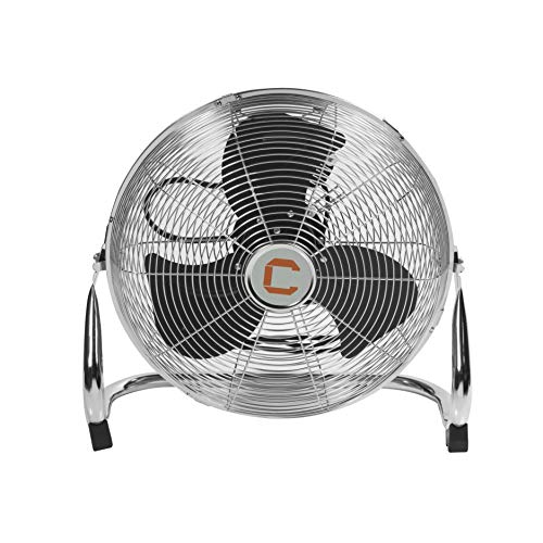 CRESTA CARE VLOERVENTILATOR CFP410 – RVS