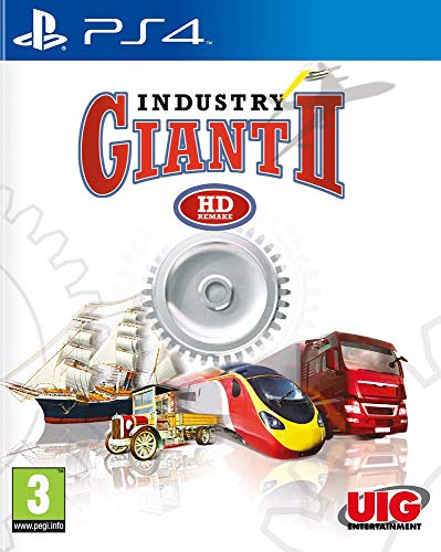 Industry Giant 2 HD Remake