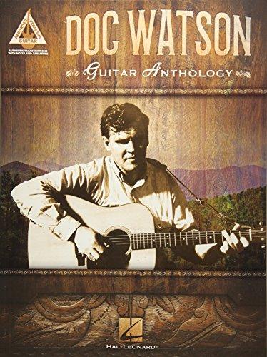 Doc Watson Guitar Anthology