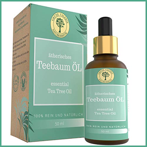 45% Terpinen-4-ol TeeBaumöl - Australisches Ätherisches/Tea Tree Oil - Original Melaleuca...