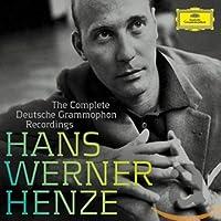 Hans Werner Henze: Complete Deutsche Grammophon Re