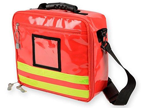 GiMa 27163Kubus Tasche aus PVC, Rot
