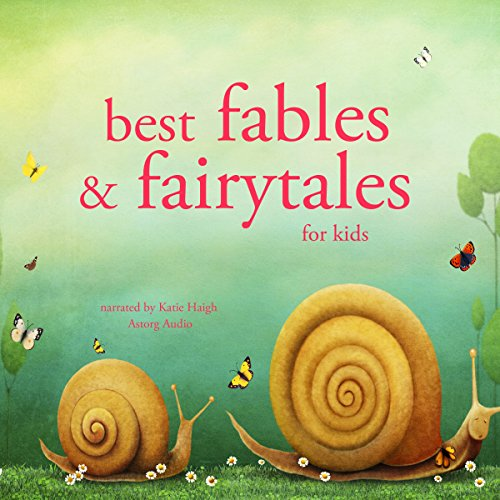 Best Fables and Fairytales for Kids cover art