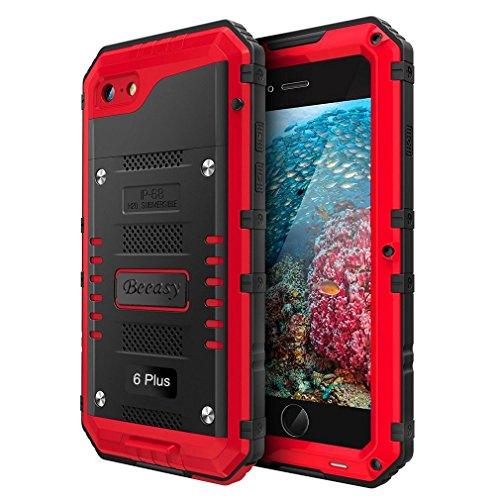 Funda Impermeable iPhone 6 Plus/iPhone 6S Plus,Antigolpes