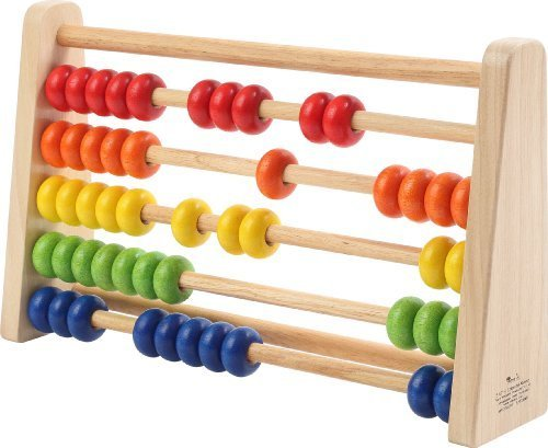 Voila Colorful Abacus by Voila