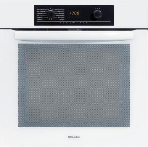 Miele H 5141 BP Einbau-Elektro-Backofen / A / Brillantweiß Pl / Pyrolyse / Klimagaren