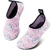 SIMARI Boys Girls' Water Aqua Shoes Swimming Pool Beach Sports Quick...