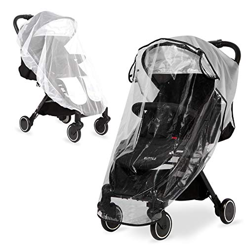 2 Universal Stroller Rain Cover and Mosquito Nets Only $9.98 (Retail $25.98)