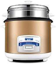 JSMY Cuiseur électrique Cuiseur à Riz avec cuiseur à Vapeur,Cuiseur à Riz Multifonction à Isolation Domestique,Cuiseur à R...
