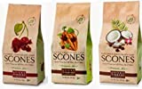 Sticky Fingers Bakeries 'Chocolate Chip' Scone Mixes (Pack of 3) Cherry Chocolate Chip, Cocoa...