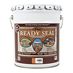 Requires no primer. Ready Seal is darkest when first applied. It reaches its true color in approximately 14 days. Do not apply Ready Seal over painted or newly stained surfaces. Sealed surfaces inhibit penetration. May be applied using sprayer, rolle...