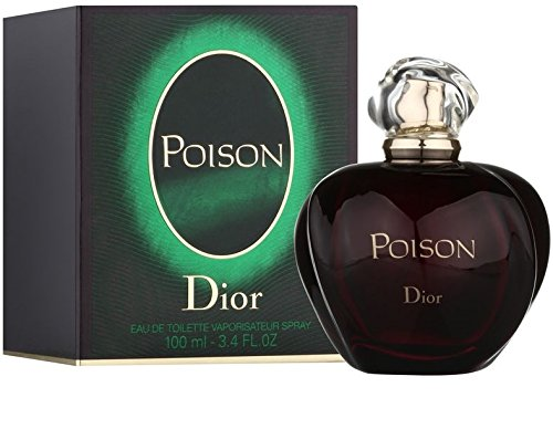 Poison Dior by Christian Dior for Women Eau De Toilette 3.4 Ounce