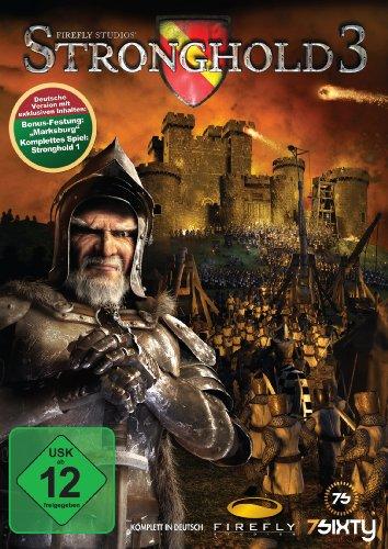 THQ Stronghold 3 - Juego (PC, Estrategia, RP (Clasificación pendiente))