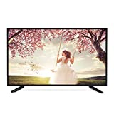 PHGo Smart TV, 4K Ultra HD Smart Android TV Surround Stereo Sound TV with WiFi Connection and Projection Function