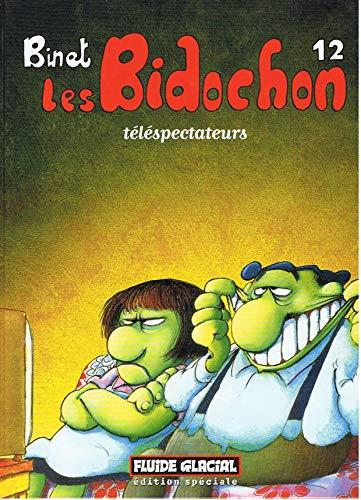 Les Bidochon, Tome 12 : Les Bidochon téléspectateurs : Edition spéciale