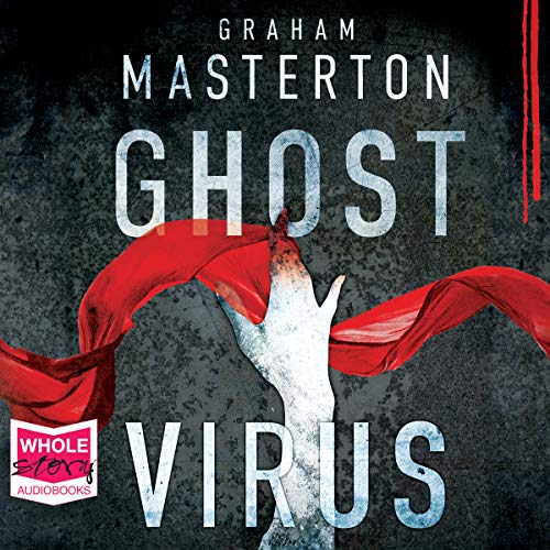 Ghost Virus audiobook cover art