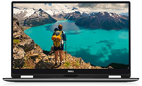 Dell XPS 13 9365 33,8 cm (13,3 Zoll QHD+) Convertible Laptop(Intel Core i7-7Y75 , 1TB HDD, Intel HD Graphics 615, Touchscreen, Win 10 Home 64bit German) silber